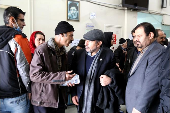 راهاندازی سیتیاسکن بیمارستان تامیناجتماعی شهریار