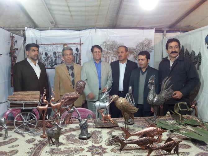 برگزاری اختتامیه دومین جشنواره اقوام ایرانی در شهر فرهنگ و ادب اندیشه