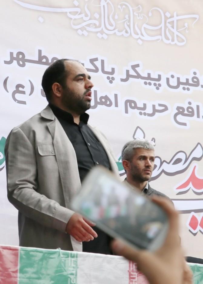 یادبود جاویدالاثر(شهید محمدآژند)سومین شهیدمدافع حرم درشهریاربرگزارمی شود.