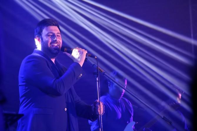 گزارش تصویری از کنسرت محمد علیزاده در شهریار
