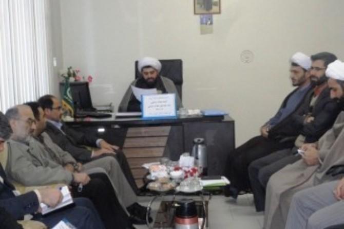 تشکیل جلسه «کمیته هیئات مذهبی ستاد بزرگداشت دهه فجر انقلاب اسلامی» در شهریار