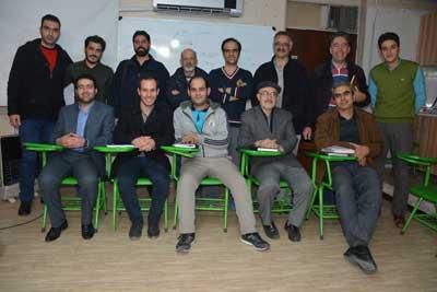 برگزاری اولین دوره آموزش جی پی اس توسط گروه کوهنوردی شهریاران