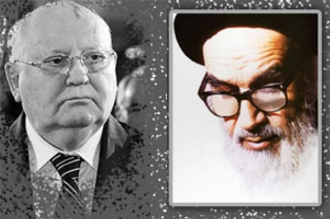 پیام امام خمینی(ره) به گورباچف، بیانگر عمق بینش و تفکر معمار انقلاب نسبت به مسایل سیاسی است