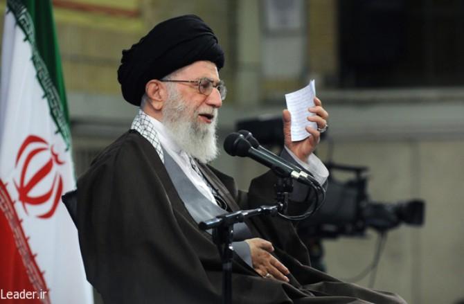 دیدار دست اندرکاران برگزاری انتخابات مجلس خبرگان و مجلس شورای اسلامی