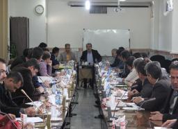 جلسه آموزشی دهیاران