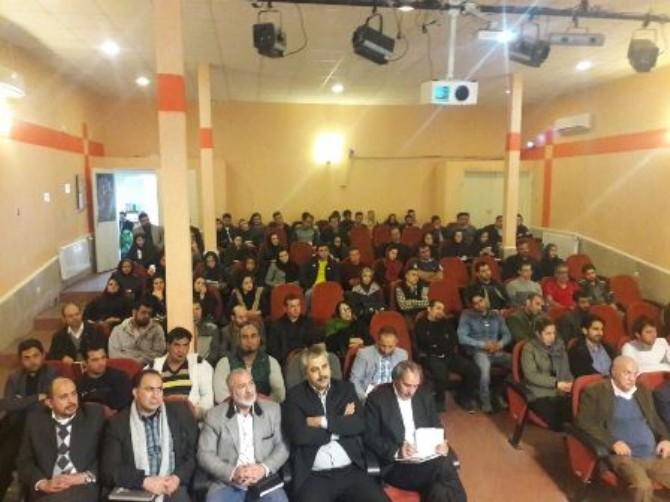 برگزاری دوره آموزشی با عنوان حقوق ورزشی در شهرستان ملارد