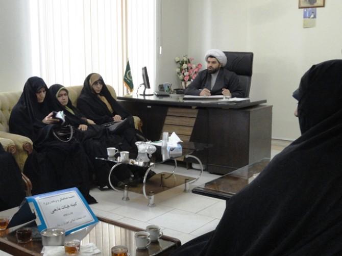 تشکیل جلسه کمیته هیئات مذهبی ستاد بزرگداشت دهه فجر در شهریار