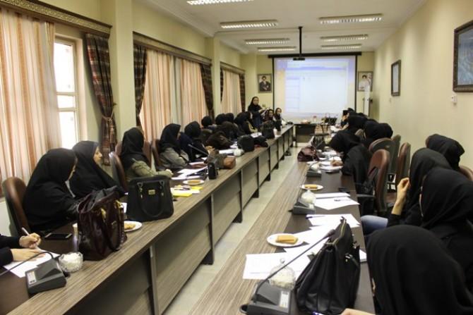 کارگاه «پیشگیری از سوانح و حوادث در کودکان  » درشهرستان شهریار برگزار شد .