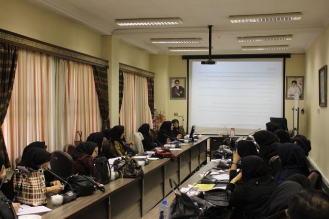 برگزاری کارگاه آموزشی «مراقبت های ادغام یافته سالمندان »