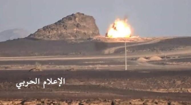 انبار تسلیحات عربستان و پالایشگاه بزرگ نفت عدن منفجر شد