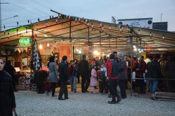 برگزاری دومین جشنواره بزرگ اقوام ایرانی در شهر جدید اندیشه
