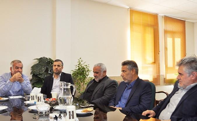 برگزاری همایش ویژه روز ملی شوراها با حضور اعضای شوراهای شهر و روستا در شهرستان شهریار