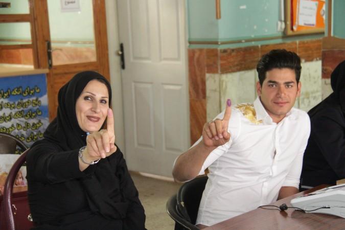 گزارش تصویری از حضور مردمی درسطح شهرستان شهریار
