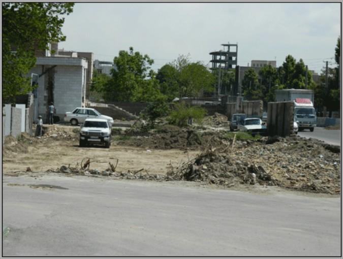 عملیات اجرائی پروژه کمربندی فرمانداری سابق آغاز شد