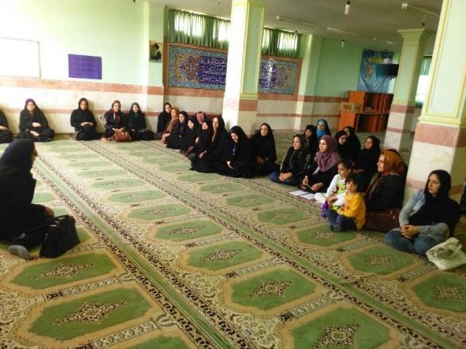 برگزاری کلاس آموزشی فرزند پروری ویژه والدین در شهرستان ملارد