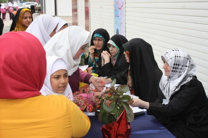برنامه های قرآنی موسسه نورالنبی بمناسبت گرامیداشت مقام معلم در شهرستان شهریار