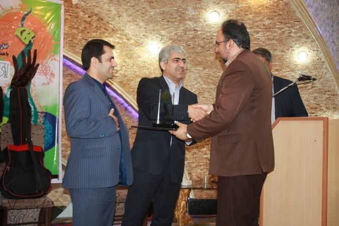 برگزاری مراسم اردیبهشت تئاتر 95 درشهرستان شهریار