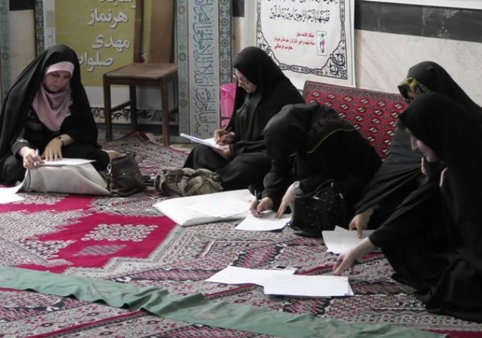 برگزاری مسابقات قرآنی خانوادهای شاهدوایثارگرشهریاردرمرحله شهرستانی برگزارشد