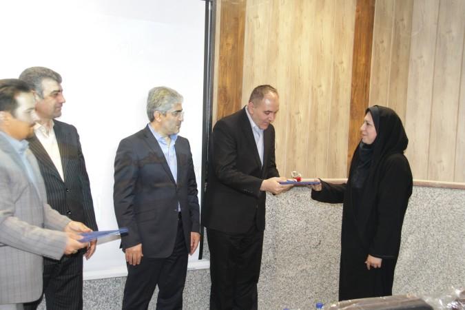 بزرگداشت روز معلم در دانشگاه آزاد اسلامی شهریار