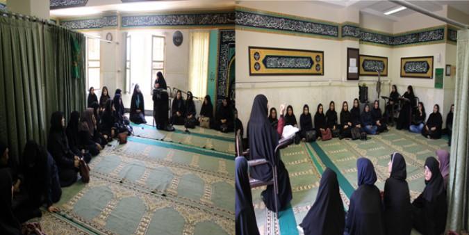 برگزاری جلسه هماندیشی ازدواج پایدار به مناسبت ولادت با سعادت حضرت علی اکبر(ع) و روز جوان در شبکه بهداشت و درمان شهرستان شهریار