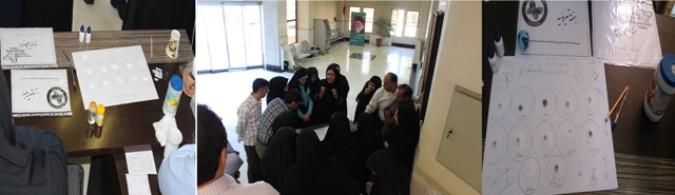 بررسی میزان ید نمک مصرفی پرسنل شبکه بهداشت و درمان شهرستان شهریار به مناسبت هفته جهانی تیروئید