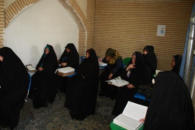 برنامه های اوقات فراغت کانون تخصصی وپژوهشی مسجدامام حسین (ع) فاز 5 اندیشه شهریار
