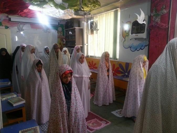 برنامه های قرآنی موسسه نورالنبی شهریار ویژه ماه مبارک رمضان
