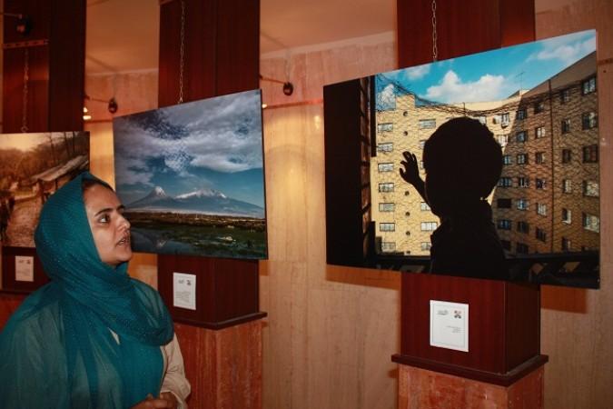 برگزاری دومین نمایشگاه هنرجویان انجمن عکاسان شهریار