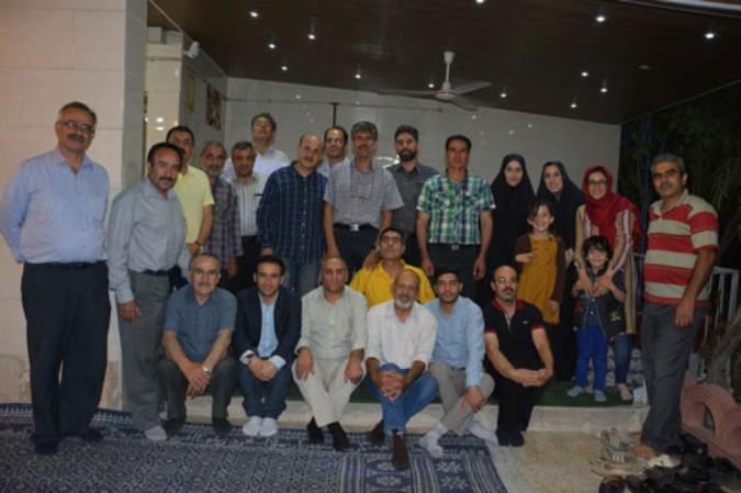 سومین جلسه مجمع عمومی عادی هیئت پایدار گروه کوهنوردی شهریاران برگزار شد