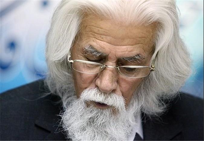 تقدیم سروده رئیس تبلیغات اسلامی شهریار به مناسبت درگذشت استاد سبزواری