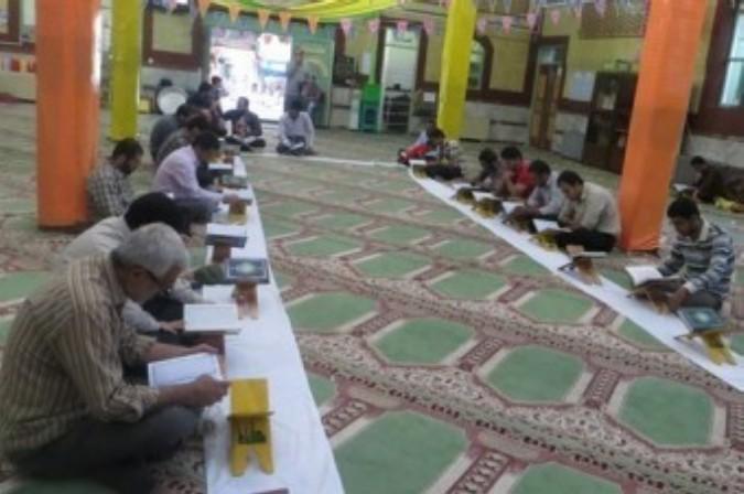 اجرای طرح جزء خوانی قرآن کریم در ۷۰ مؤسسه و خانه قرآنی شهریارو ملارد