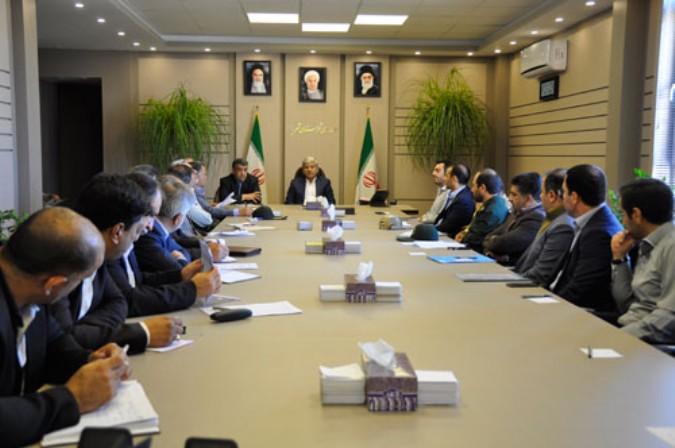 دومین جلسه شورای ورزش شهرستان شهریار در محل فرمانداری برگزار شد