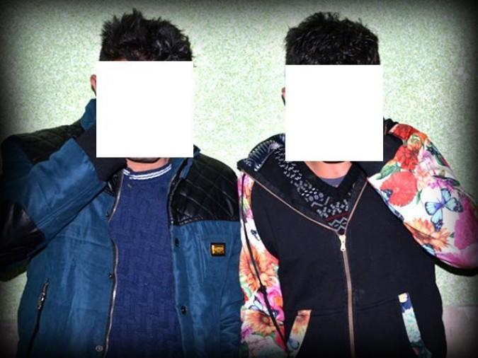 43 فقره سرقت در پرونده 2 سارق حرفه ای شهریار