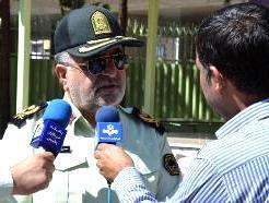 کشف 134 کیلو گرم موادمخدر در عملیات پلیس غرب استان تهران
