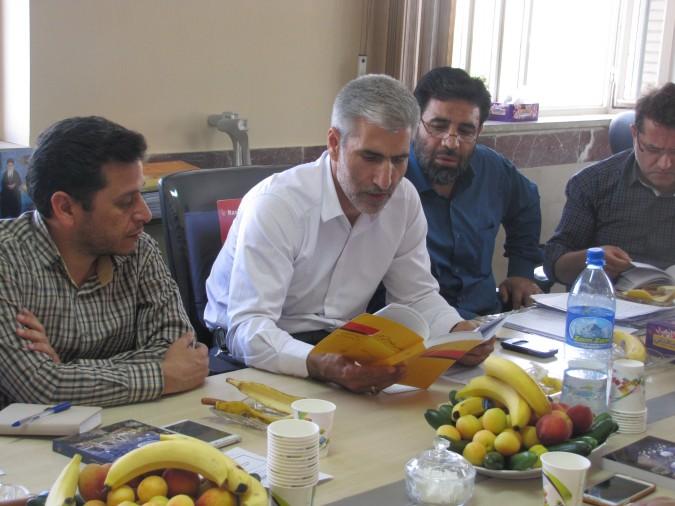 برگزاری جلسه کمیسیون نظارت شهرستان شهریار