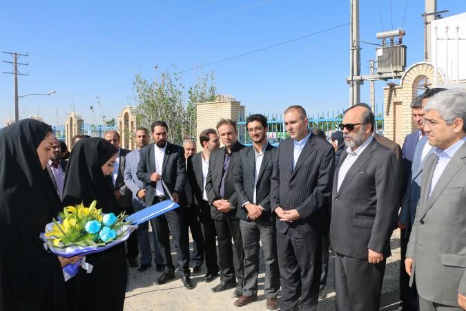 سایت دانشگاه آزاد شهریار افتتاح شد