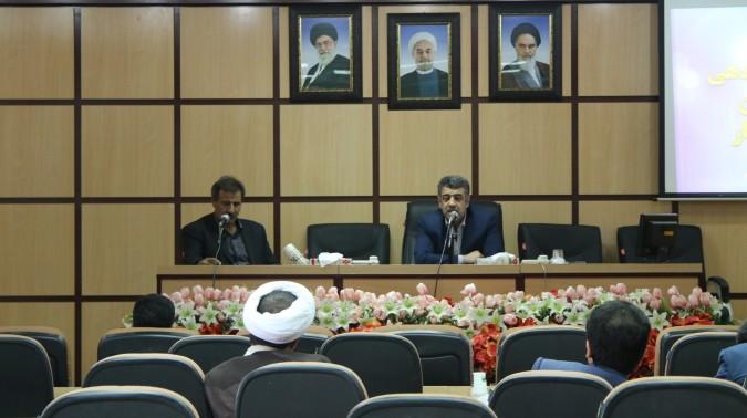 جلسه ستاد ساماندهی امور جوانان شهرستان شهریار برگزار ش