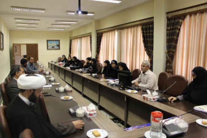 برگزاری جلسه سرگروههای حلقه های شجره طیبه صالحین توسط کانون بسیج جامعه پزشکی شهرستان شهریار