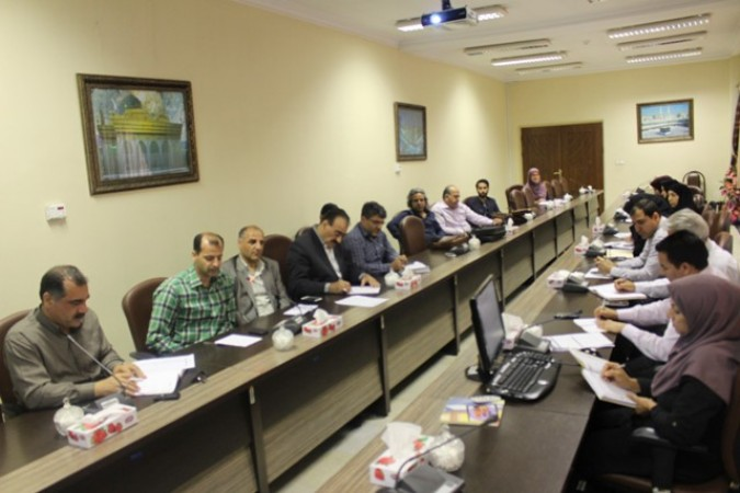 برگزاری کمیته پیشگیری از خود کشی در شبکه بهداشت و درمان شهرستان شهریار