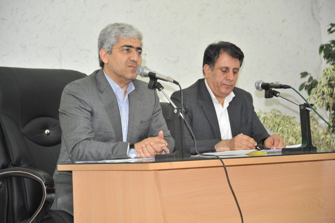 کارگاه حل  مسائل و مشکلات صنفی  در فرمانداری تشکیل گردد