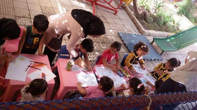 برگزاری مسابقه نقاشی ویژه ماه رمضان در شهرستان ملارد