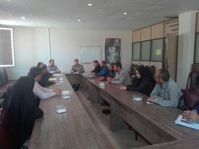 برگزاری دومین کمیته فرهنگی و پیشگیری شهرستان ملارد در سال 95