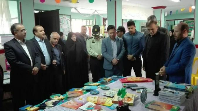برگزاری نمایشگاه مبارزه با مواد مخدر در شهرستان ملارد