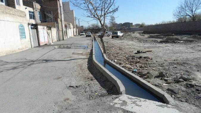 گامی دیگر از شهردار جوان منطقه کهنز مهندس خورشیدی فر در خصوص باز کردن گره های چند ساله منطقه کهنز و اسدآباد