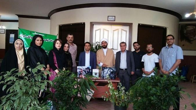 برگزاری مراسم گرامیداشت  عباس کیارستمی کارگردان فقید هنرهفتم در دفترانجمن  سینمای جوان شهریار