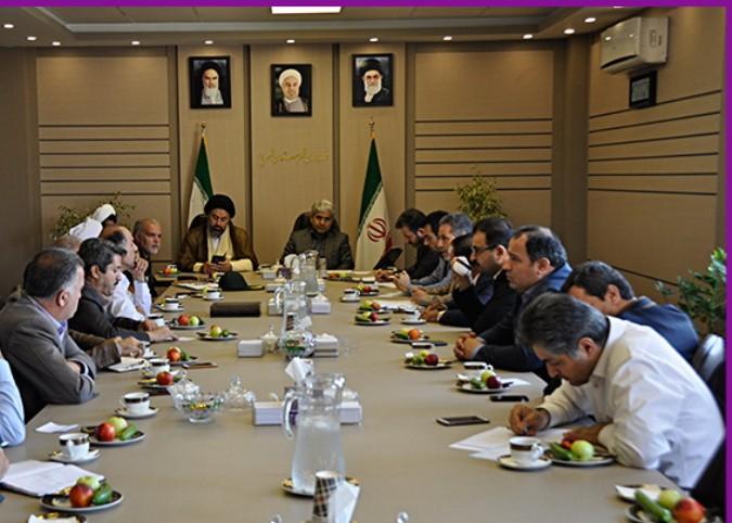 اولین جلسه شورای ترویج فرهنگ شهیدوشهادت درفرمانداری شهریاربرگزارشد