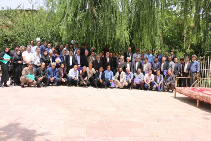 دوازدهمین اجلاس عکاسان استان تهران  در شهریار برگزارشد