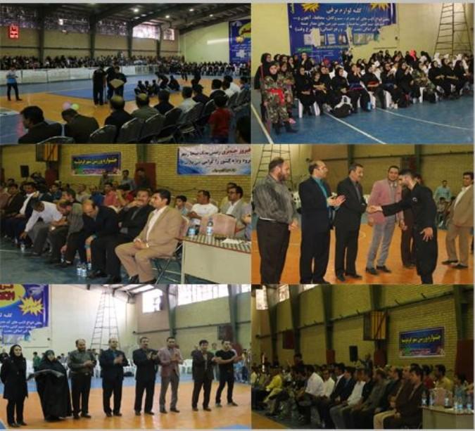جشنواره هنرهای رزمی به مناسبت روز پهلوانی در شهریار برگزار شد