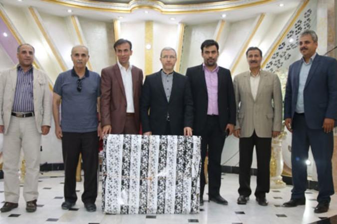 سالن آکادمی تخصصی تنیس روی میز هئیت شهرستان شهریار با حضور رئیس فدراسیون به بهره برداری رسید