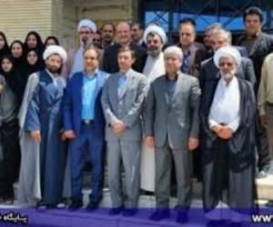 بازدید ریاست کمیته امداد امام خمینی(ره) به اتفاق فرماندار، ائمه جمعه از امداد شهریار